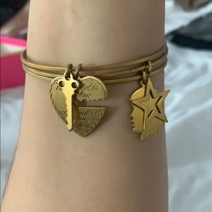 Charm bracelet set